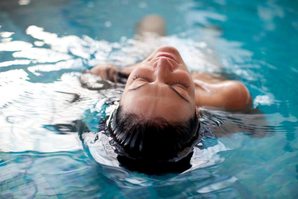hydroterapia i relaks